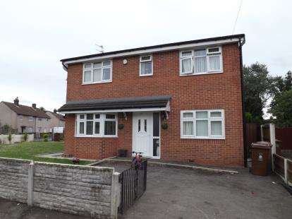 4 Bedrooms Detached House for sale in Waterland Lane, St. Helens, Merseyside, WA9