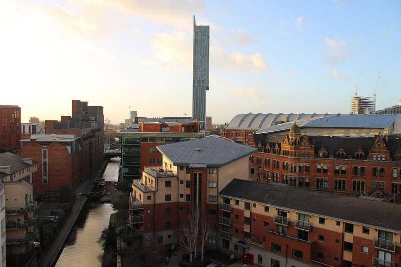 2 Bedrooms Flat for sale in The Lock Building, 41 Whitworth Street