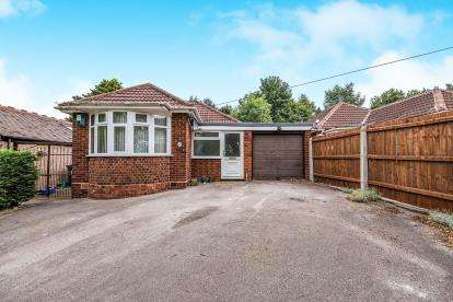 4 Bedrooms Bungalow for sale in Hillyfields Road, Erdington, Birmingham, West Midlands