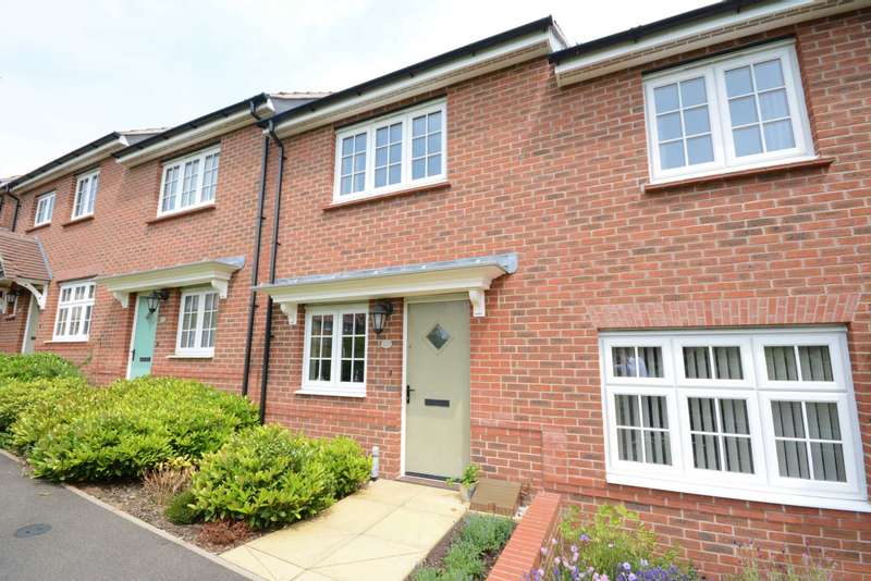 2 Bedrooms Terraced House for sale in Willburton Mews, Cawston
