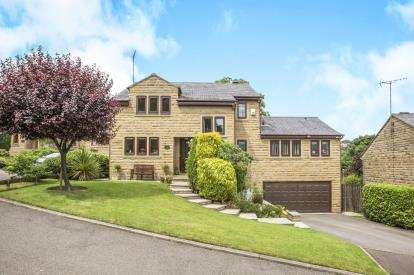 5 Bedrooms Detached House for sale in Shibden Hall Croft, Halifax, West Yorkshire