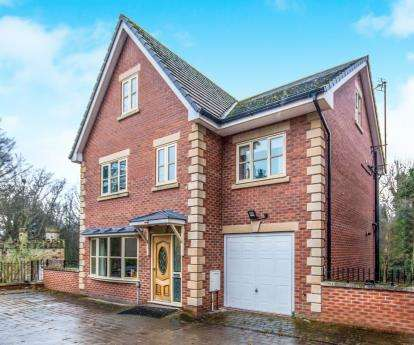 6 Bedrooms Detached House for sale in The Hollies, Godley, Hyde, Greater Manchester