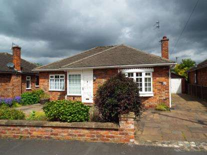 Bungalow for sale in Strawberry Lane, Wilmslow, Cheshire