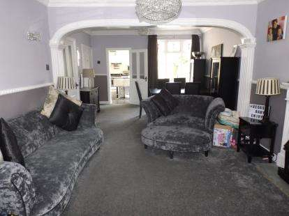 3 Bedrooms Semi Detached House for sale in Westfield Lane, Mansfield, Nottinghamshire