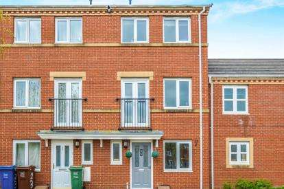 3 Bedrooms Terraced House for sale in Alma Road, Banbury, Oxfordshire, .