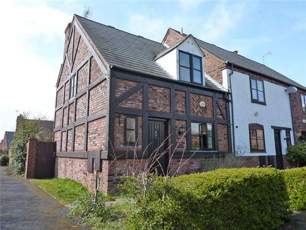 3 Bedrooms End Of Terrace House for sale in Green Meadow Bank, GL52 8ST