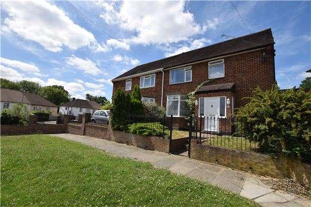 3 Bedrooms Semi Detached House for sale in Kevington Drive, ORPINGTON, Kent, BR5