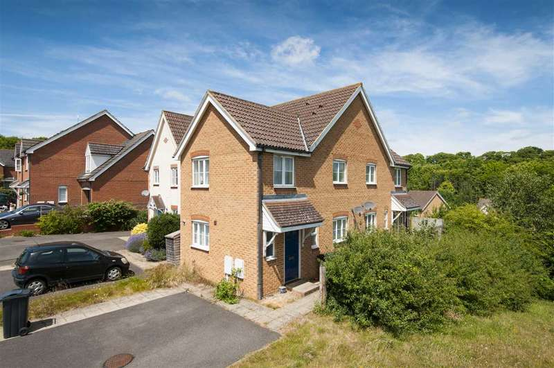 1 Bedroom End Of Terrace House for sale in Hill Rise, Orchard Heights, Ashford