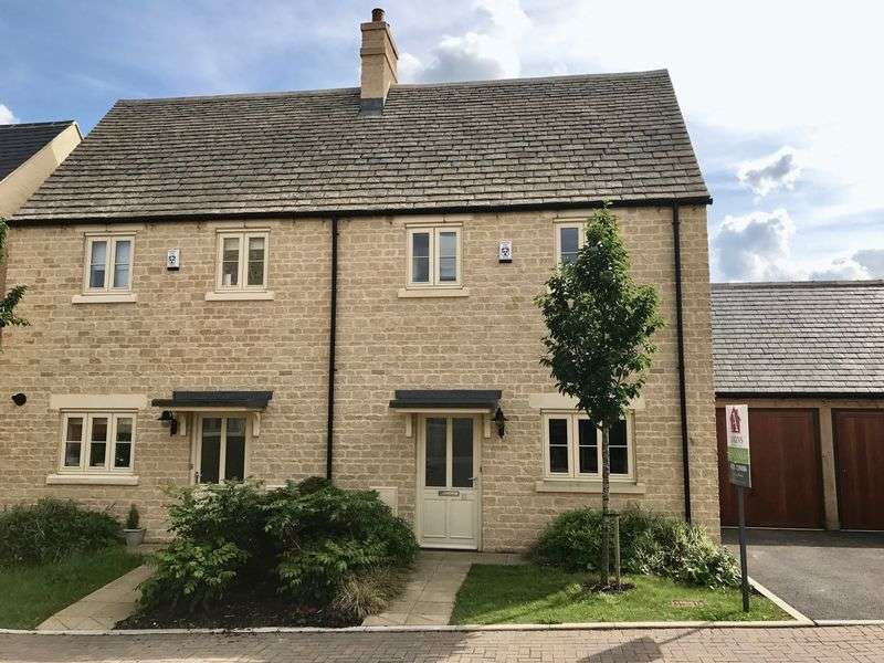 3 Bedrooms Property for sale in Shilham Way, Cirencester