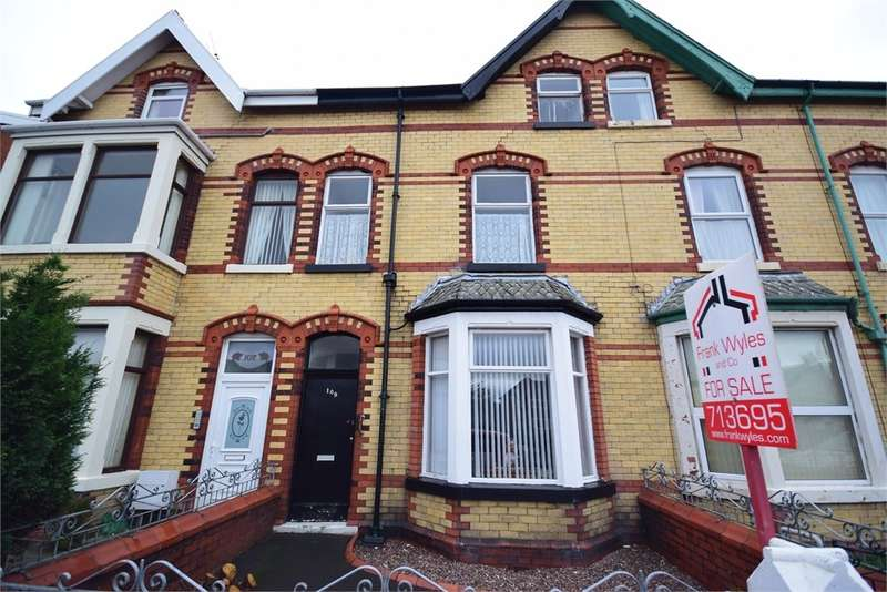 5 Bedrooms Terraced House for sale in St Albans Road, LYTHAM ST ANNES, FY8