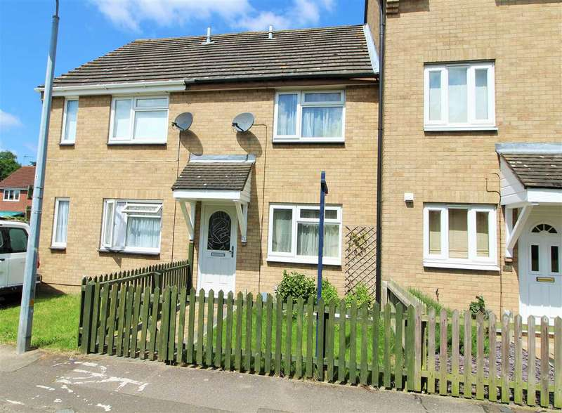 2 Bedrooms Terraced House for sale in Cleveland Close, Highwoods, Colchester