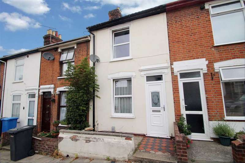 3 Bedrooms Terraced House for sale in Hayhill Road, Ipswich