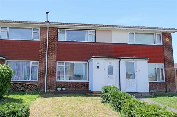 2 Bedrooms Terraced House for sale in Lansdown Road, Sittingbourne, Kent