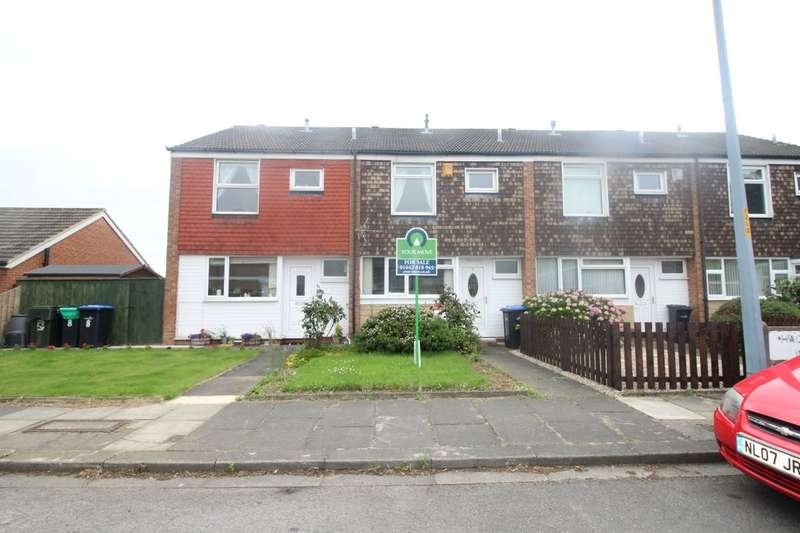 3 Bedrooms Semi Detached House for sale in Hackness Walk, Middlesbrough, TS5