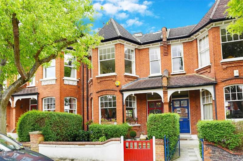 5 Bedrooms Terraced House for sale in Windermere Road, Muswell Hill, London