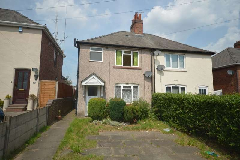 3 Bedrooms Semi Detached House for sale in Bunns Lane, Dudley, DY2