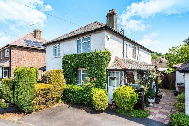 2 Bedrooms Semi Detached House for sale in Godalming, Surrey