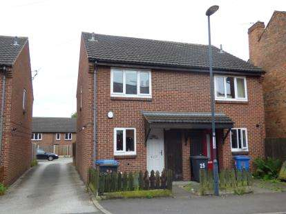 2 Bedrooms Semi Detached House for sale in Stockbrook Road, Derby, Derbyshire
