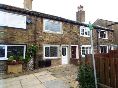 2 Bedrooms Terraced House for sale in West End, Queensbury, Bradford, West Yorkshire