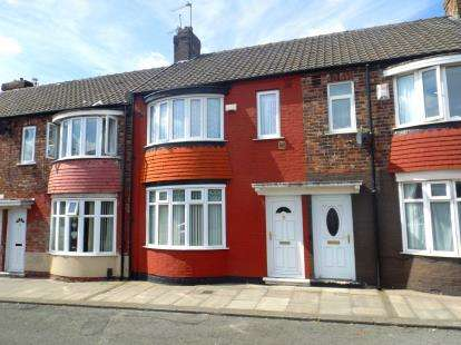 3 Bedrooms Terraced House for sale in Warton Street, Middlesbrough