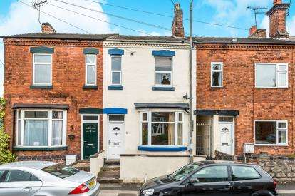 3 Bedrooms Terraced House for sale in Talbot Road, Stafford, Staffordshire