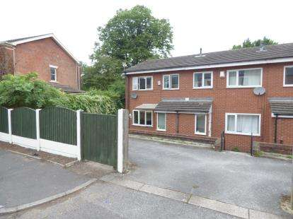 3 Bedrooms End Of Terrace House for sale in Astley Street, Dukinfield, Greater Manchester