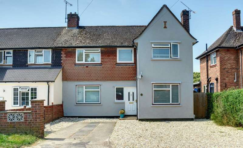 3 Bedrooms Semi Detached House for sale in Newfield Gardens, Marlow