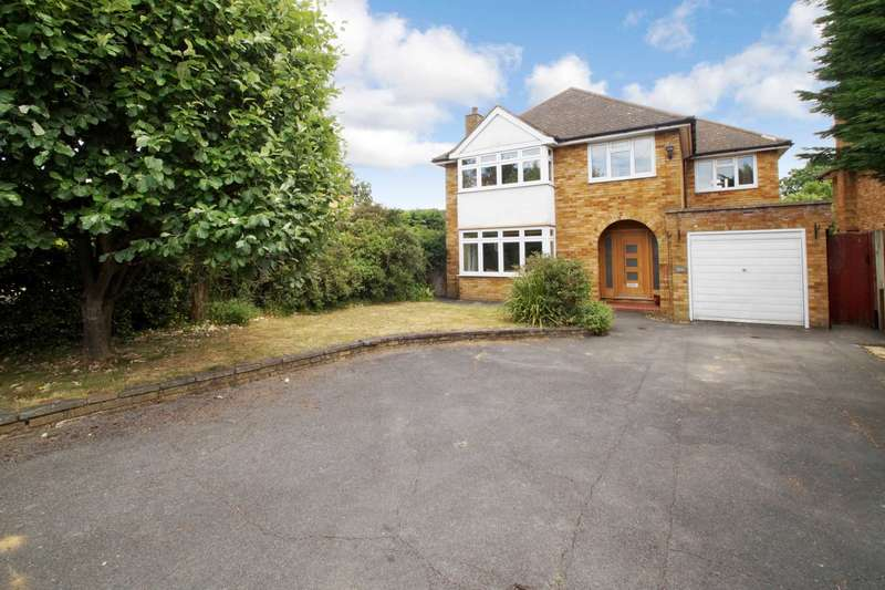4 Bedrooms Detached House for sale in Cowper Road, Boxmoor, Hemel Hempstead