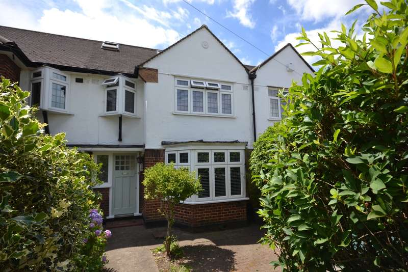 4 Bedrooms Terraced House for sale in North Kingston