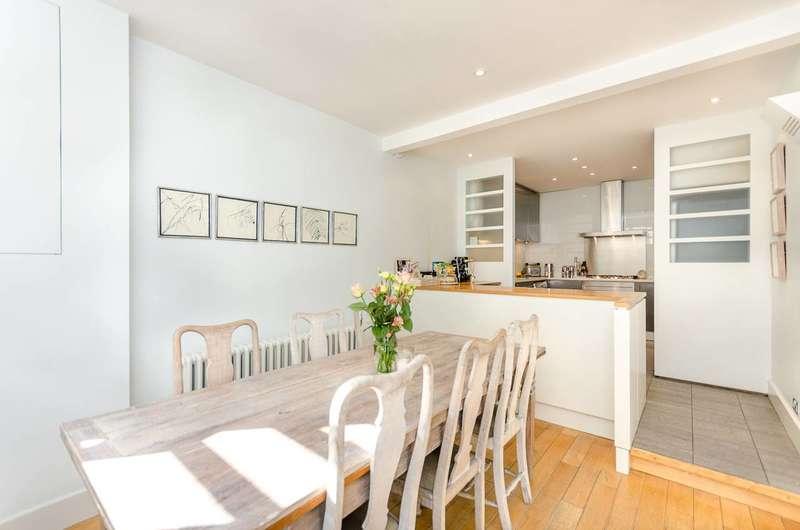 4 Bedrooms Mews House for sale in Eccleston Square Mews, Pimlico, SW1V