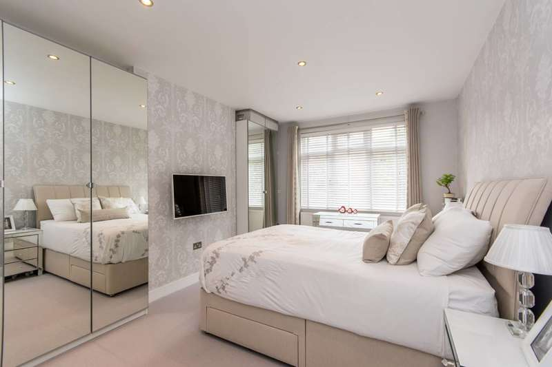 3 Bedrooms Flat for sale in Harlesden Road, Willesden Green, NW10