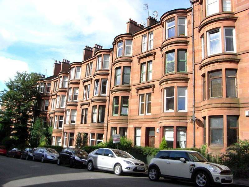1 Bedroom Flat for rent in Lyndhurst Gardens, North Kelvinside, Glasgow