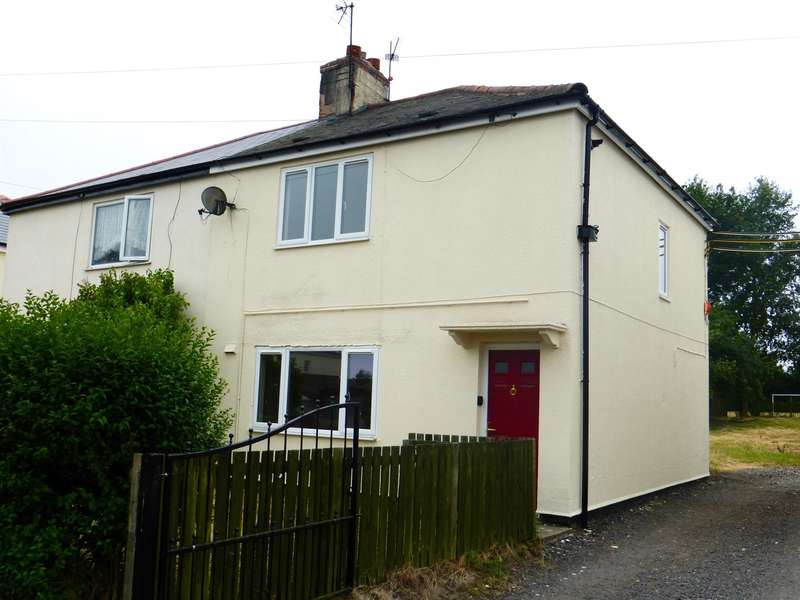 3 Bedrooms Semi Detached House for sale in Crompton Road, Bilsthorpe, NEWARK, NG22