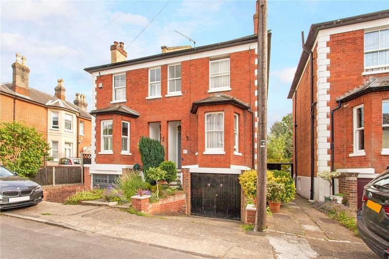 3 Bedrooms Semi Detached House for sale in Ladbroke Road, Epsom, Surrey, KT18