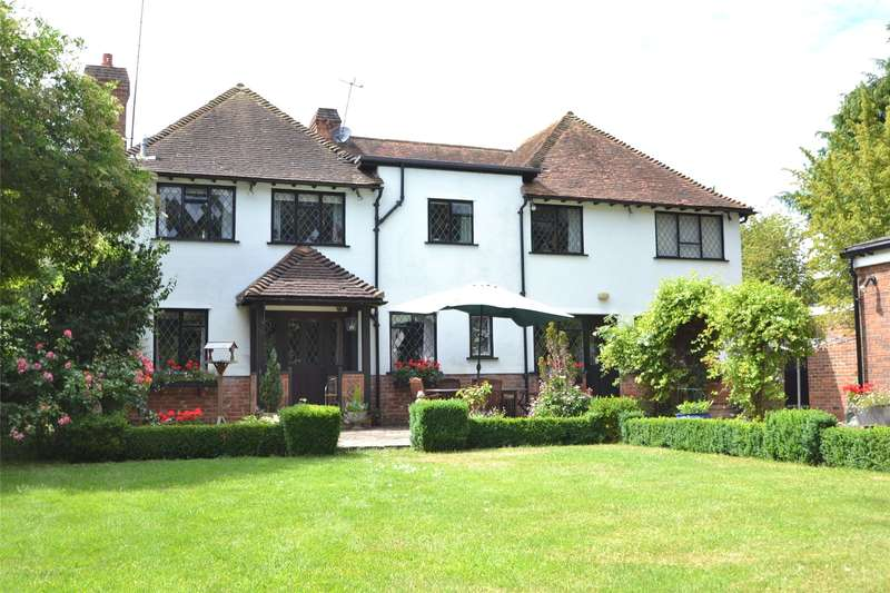 6 Bedrooms Detached House for sale in Waltham Road, White Waltham, Maidenhead, Berkshire, SL6