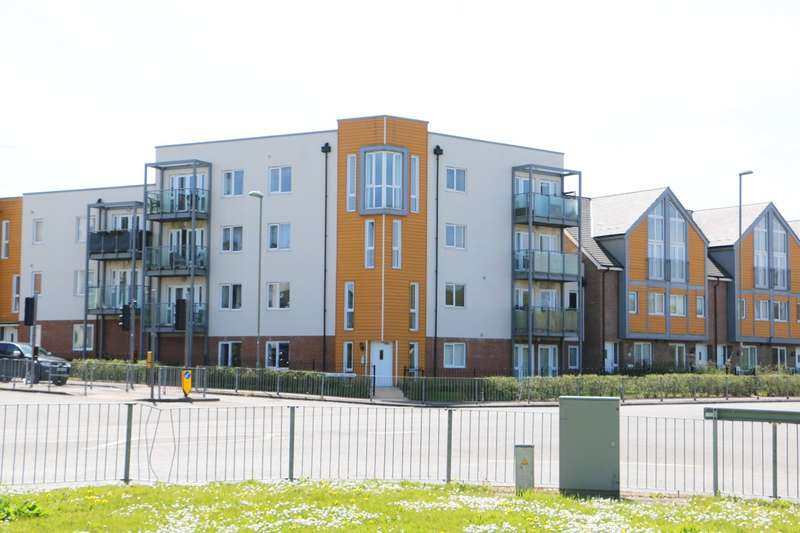 2 Bedrooms Apartment Flat for sale in John Hunt Drive, Basingstoke, RG24
