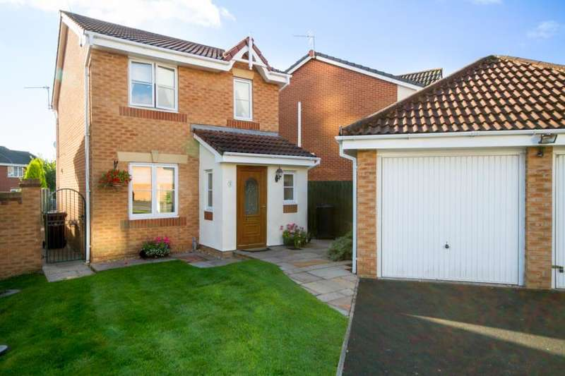 3 Bedrooms Detached House for sale in Palmerston Drive, Liverpool, L25