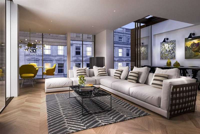 3 Bedrooms Apartment Flat for sale in Artisan, Fitzrovia