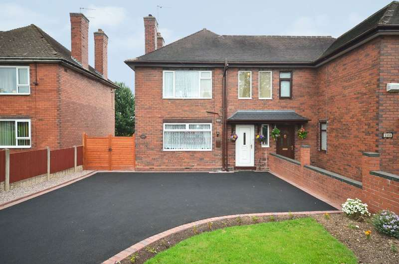 3 Bedrooms Semi Detached House for sale in ****NEW**** Sandon Road, Meir, ST3 7PB