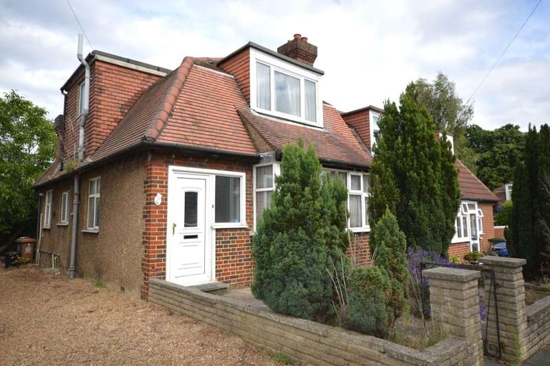 2 Bedrooms Semi Detached House for sale in Goidel Close, Wallington, SM6