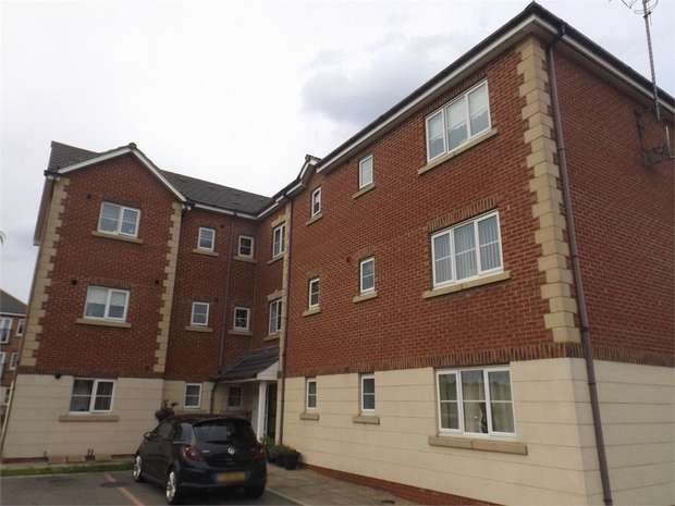 2 Bedrooms Flat for sale in Meadowsweet Road, Hartlepool, Durham