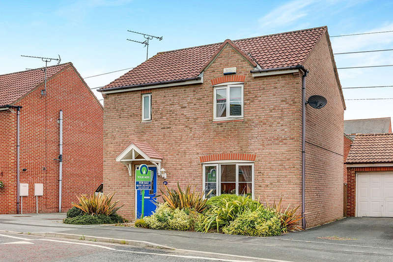 3 Bedrooms Detached House for sale in Brookfield, West Allotment, Newcastle Upon Tyne, NE27