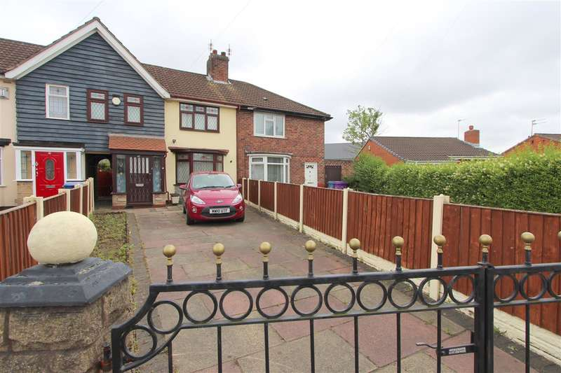 3 Bedrooms Town House for sale in Somerford Road, Dovecot, Liverpool