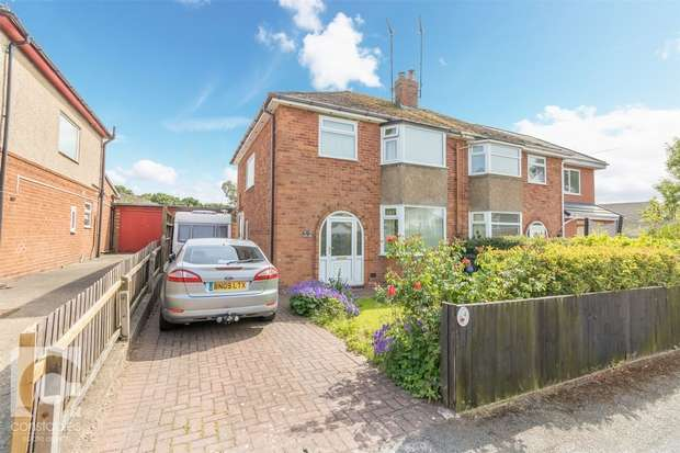 3 Bedrooms Semi Detached House for sale in The Quillet, Neston, Cheshire