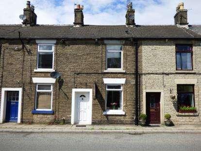 3 Bedrooms Terraced House for sale in Hayfield Road, Birch Vale, High Peak, Derbyshire