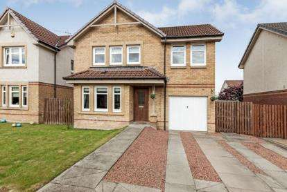 4 Bedrooms Detached House for sale in Alexander McLeod Place, Fallin