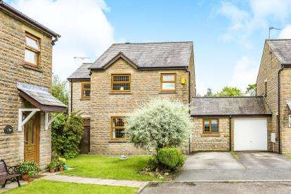 4 Bedrooms Detached House for sale in Gerrards Fold, Abbey Village, Chorley, Lancashire, PR6