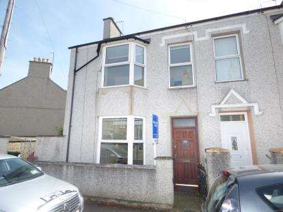 5 Bedrooms End Of Terrace House for sale in Moreton Road, Holyhead, Anglesey, LL65