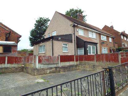 3 Bedrooms Semi Detached House for sale in Cranford Road, Wrexham, Wrecsam, LL13