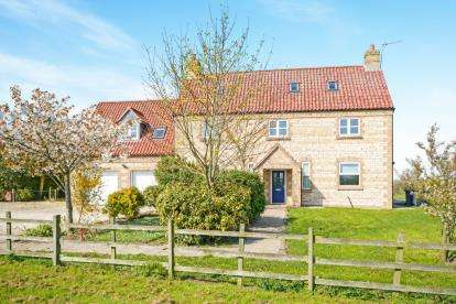 6 Bedrooms Detached House for sale in Greenhill Drive, Bishop Norton, Market Rasen